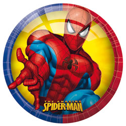 Ballon Spiderman 23cm