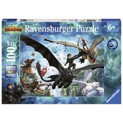 Puzzle 100 pièces XXL
