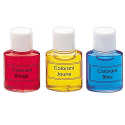 Colorant bougie