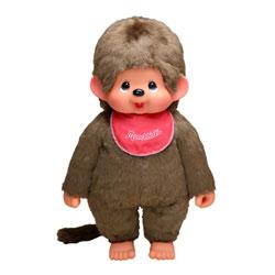 Monchhichi garçon rouge 80 cm