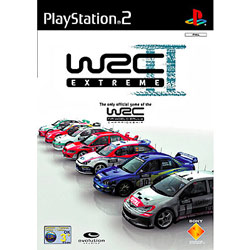 WRC2 extreme PS2