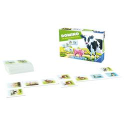 Domino les animaux