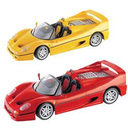 Ferrari à l'échelle 1/24 ème