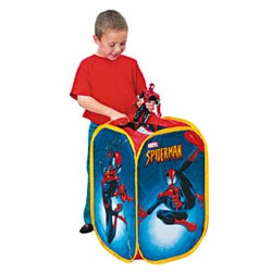 Range tout Pop-up Spiderman