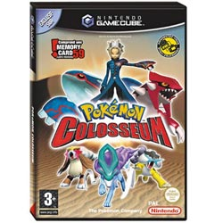 Pokemon Colosseum GC