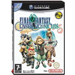 Final Fantasy Crystal GC
