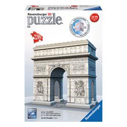 Puzzle 3D Arc de Triomphe 216 pièces