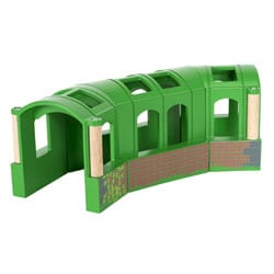 Brio-Tunnel modulable