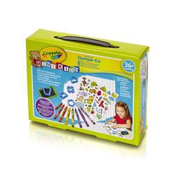 Mon 1er kit de tampons Crayola Mini Kids