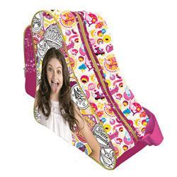 Color Me Mine-Sac rollers Soy Luna
