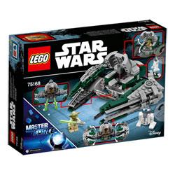 75168 - LEGO® STAR WARS - Yoda's Jedi Starfighter