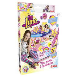 Soy Luna - Mes Cartes à Customiser