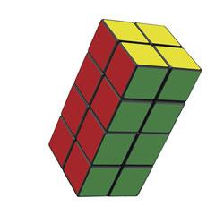 Rubik's tower advanced