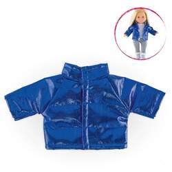 Doudoune bleue pour poupée Ma Corolle