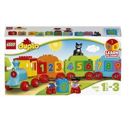 10847 - LEGO® DUPLO Le train des chiffres