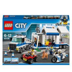 60139 - LEGO® City Le poste de commandement mobile