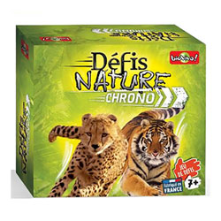 Défis Nature Chrono