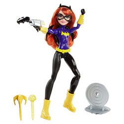 DC Super Hero Girls-Poupée Batgirl super action