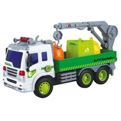Camion - Véhicule de nettoyage