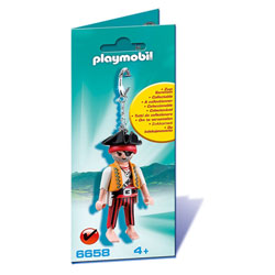 Porte clés pirate - Playmobil