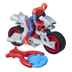 Spiderman Figurine blast n go