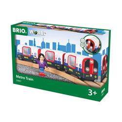 Brio-Métro son et lumières