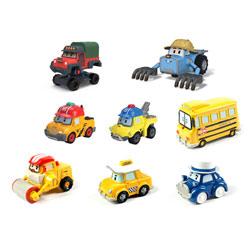 Véhicule miniature Robocar Poli