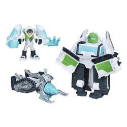 Transformers - Rescue bots figurine