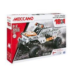 4x4 de course 10 modèles Meccano