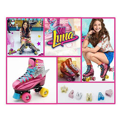 Kit décorations pour patins Soy Luna
