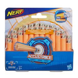 Nerf- 24 recharges Elite Accustrike