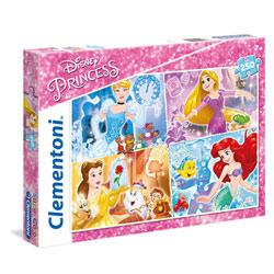 Puzzle 250 pièces Disney Princesses