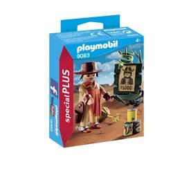 9083-Figurine cow-boy Playmobil