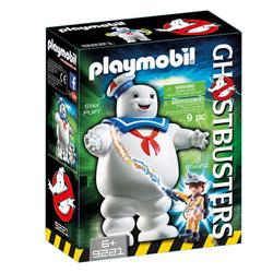 9221 - Ghostbusters fantôme Stay Puft et Stantz