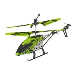Hélicoptère radiocommandé Glowee 2.0