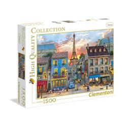 Puzzle 1500 pièces Paris