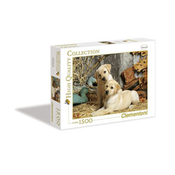 Puzzle 1500 Pièces Hunting Dogs