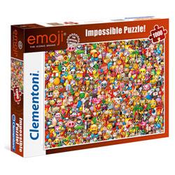 Puzzle 1000 pièces impossible emoji