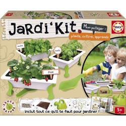 Jardi'kit fraises menthe et basilic