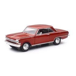Véhicule miniature Chevy Nova Ss 1/24