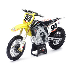 Moto cross Suzuki Rmz