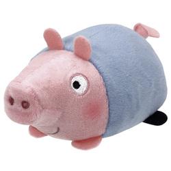 Teeny Tys - Peppa Pig - Peluche George 8 cm