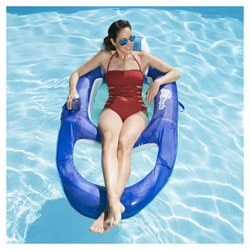Bouée de Piscine Spring Float Recliner