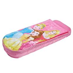 Lit gonflable Disney Princesses