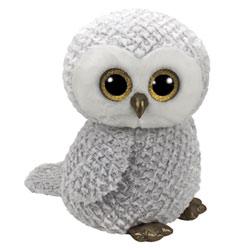 Beanie Boo's-Peluche Owlette la chouette 41 cm