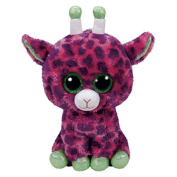 Beanie Boo's - Peluche Gilbert la Girafe 23 cm