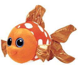 Beanie boo's - Peluche Medium Sami le poisson 23 cm