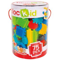 Baril blocs construction 75 pièces