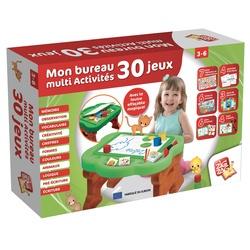 Bureau d'activités 30 jeux