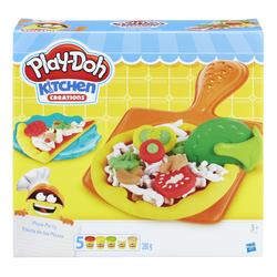 Pâte à modeler - Pizza Party Play-Doh Kitchen